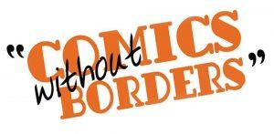 Comics without Borders Logo
