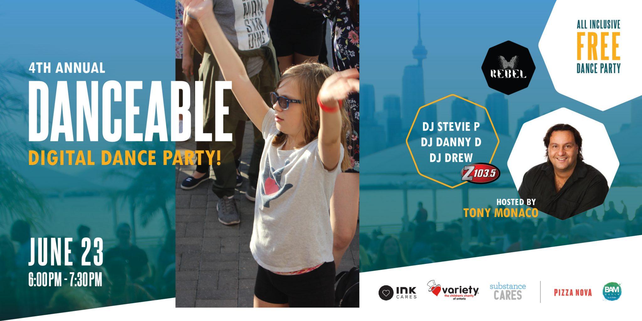 DanceAble Flyer