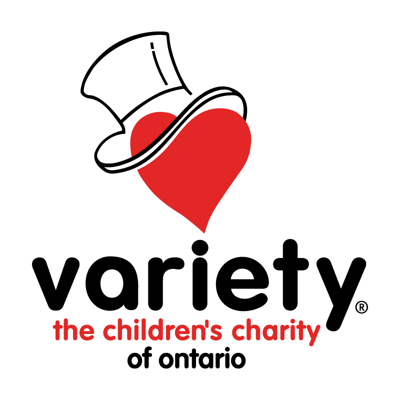 Variety - the Children's Charity Logo